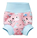 Splash About Happy Nappy Pañal de Baño Reutilizable - Nina's Ark 6-12 Meses
