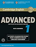 Advanced 1. Practice Tests with Answers and Audio CDs.