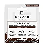 Eylure Pro-Brow Color para Cejas, Marrón Oscuro