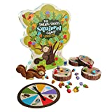 Resources-3405 Juego para asociar colores Sneaky, Snacky Squirrel Game de Learning Resources, Multicolor (3405) , color/modelo surtido