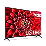 LG 55UN7100ALEXA - Smart TV 4K UHD 139 cm (55') con Inteligencia Artificial, Procesador Inteligente Quad Core, HDR 10 Pro, HLG, Sonido Ultra Surround