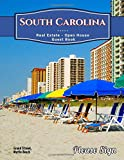South Carolina Real Estate Open House Guest Book: Spaces for guests' names, phone numbers, email addresses and Real Estate Professional's notes.