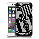 Head Case Designs Oficial FC Barcelona De Gran tamaño 2017/18 Crest Carcasa rígida Compatible con Apple iPhone 6 / iPhone 6s