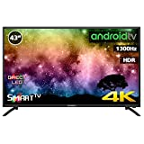 Television LED 43' INFINITON 4K Smart TV-Android TV (TDT2, HDMI, VGA, USB) (43 Pulgadas)