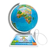 Oregon Scientific SG-268-R - Globo terráqueo Smart Globe Adventure AR