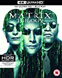 The Matrix Trilogy (9 Blu-Ray) [Edizione: Regno Unito] [Italia] [Blu-ray]