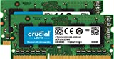 Crucial CT2K8G3S186DM - Kit de Memoria para Mac de 16 GB (8 GB x 2, DDR3/DDR3L, 1866 MT/s, PC3-14900, SODIMM, 240-Pin)