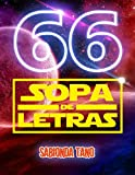 66 Sopa de Letras: Large Print word search for adults