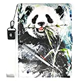 Lovewlb Tablet Funda para Wolder miTab One 10 Plus Funda Soporte Cuero Case Cover XM