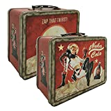 Desconocido Fallout 4 Nuka Cola Collectible Tin Tote