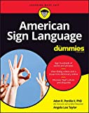American Sign Language For Dummies with Online Videos (For Dummies (Language & Literature))