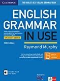 English Grammar in Use Fifth edition Klett edition. Book with answers and ebook and Augmented App: Klett Fifth Edition. Book with answers and interactive ebook and Klett Augmented